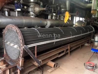 Izrada cijevnog izmjenjivača toplote snage 11,63 MW